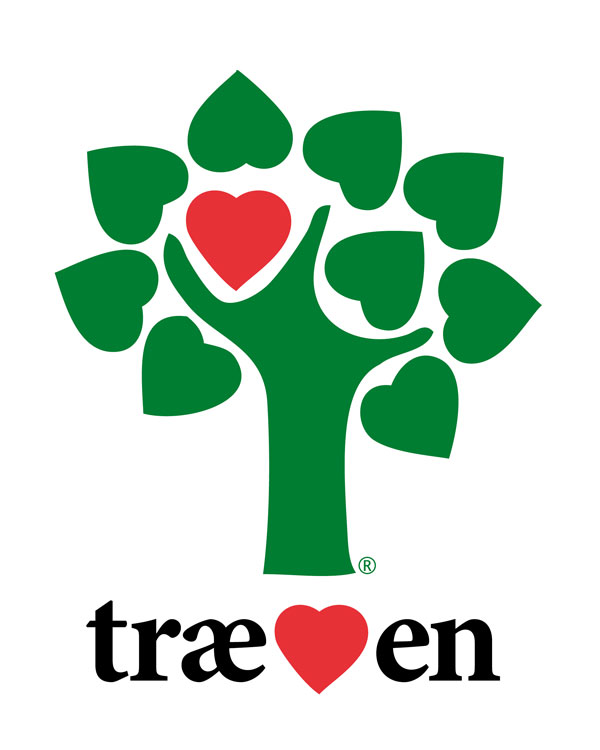 Bliv traeven Logo Shop