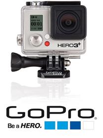 Sponsor GoPro kamera