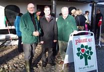 Plant et trae Eric Pettersson Nicolai Wammen Bjoern Doessing