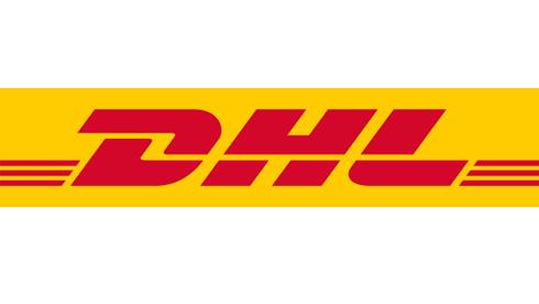 Samarbejdspartner DHL logo