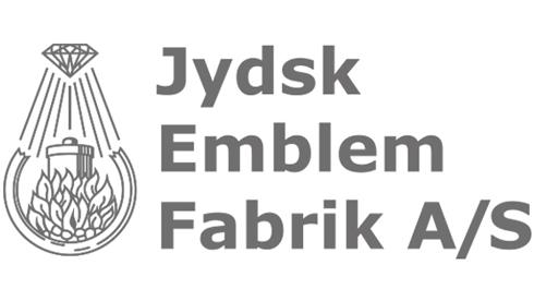 Samarbejdspartner Jydsk Emblem Fabrik logo