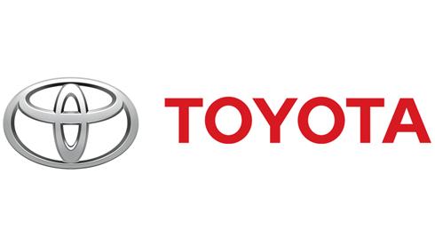 Samarbejdspartner Toyota logo