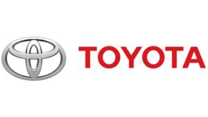 Samarbejdspartner Toyota logo Lille