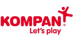 Sponsor Kompan Logo Lille