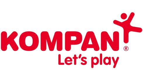 Sponsor Kompan Logo