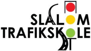 Sponsor Slalom Trafikskole logo lille