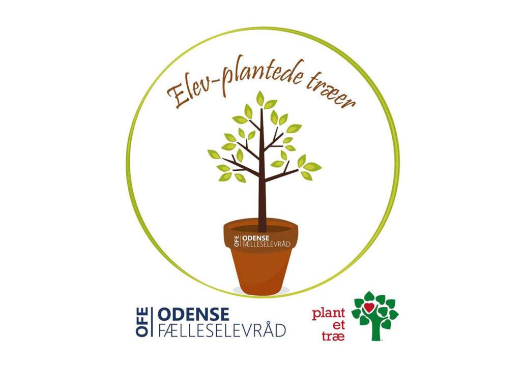 Odense Faelleselevraad Elev-plantede traeer
