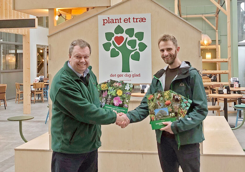 Samarbejde med Landal GreenParks Danmark