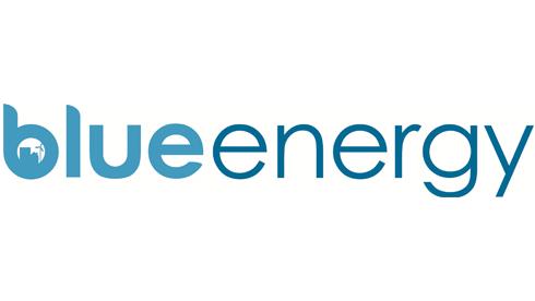 Samarbejdspartner Blue Energy logo