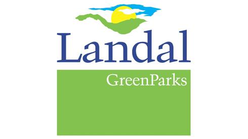 Samarbejdspartner Landal GreenParks logo