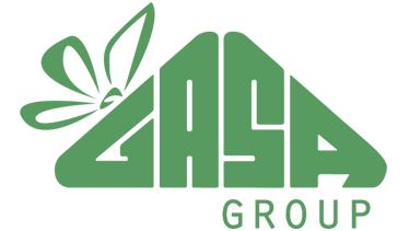 Samarbejdspartner GASA logo Lille