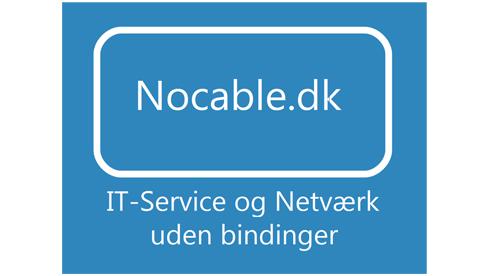 Samarbejdspartner nocable logo