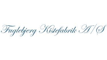 Samarbejdspartner Fuglebjerg Kistefabrik logo Lille