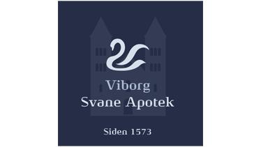 Samarbejdspartner-Viborg-Svane-Apotek-logo-Lille